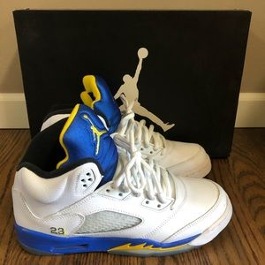 Nike Air Jordan 5 V Retro (GS) Laney, 440888-189